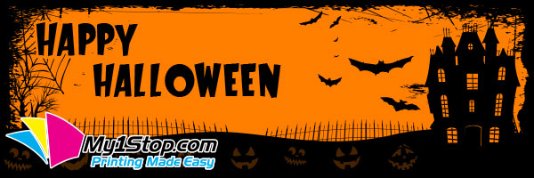 My1Stop.com Halloween Promotion 2013