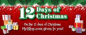 My1Stop.com 12 Days of Christmas Promo