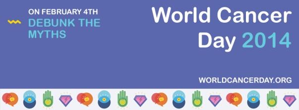 World Cancer Day FB banner