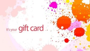 It's Your Gift Card
