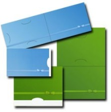 Multiple Gift Card Sleeves